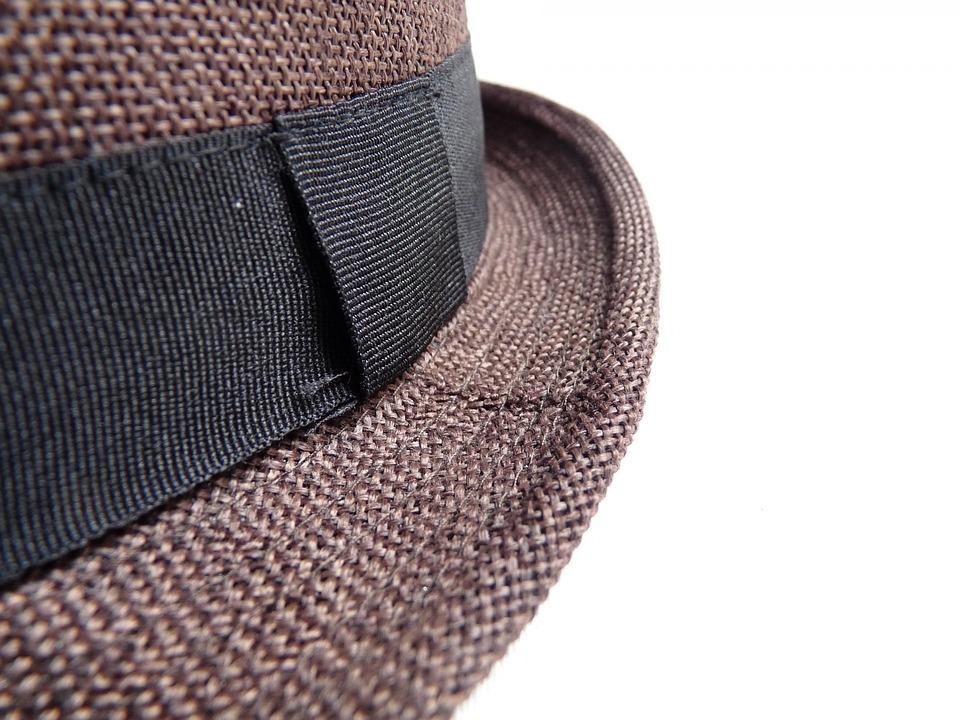 Free photo Texture Edge Top Fabric Fedora Hat Classy Class - Max Pixel aaed9cd806f