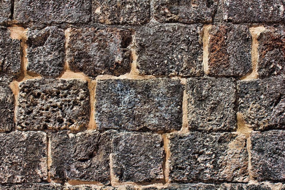 Wall, Masonry, Stone, Texture, Stone Wall, Bricked