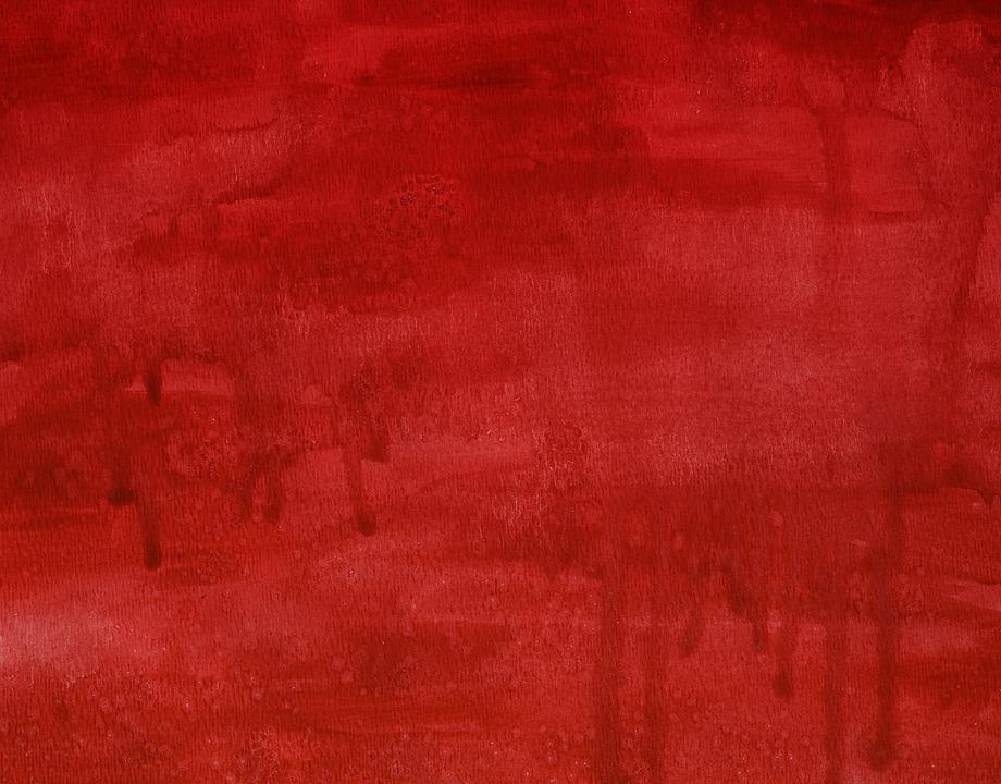 Bright Red Traffic Paint