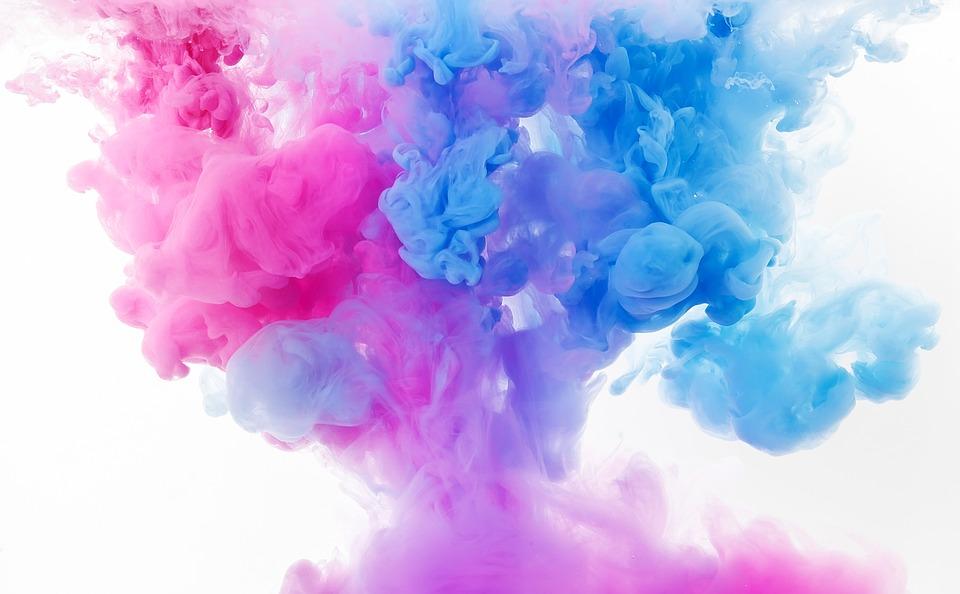 Paint, Water, Texture, Color, Bright, Headband, Spray