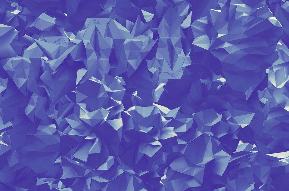free photo texture polygon blue background polygonal design max pixel