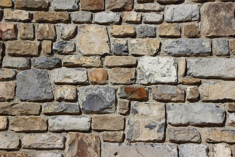 Stones, Wall, Background, Quarry Stone, Texture