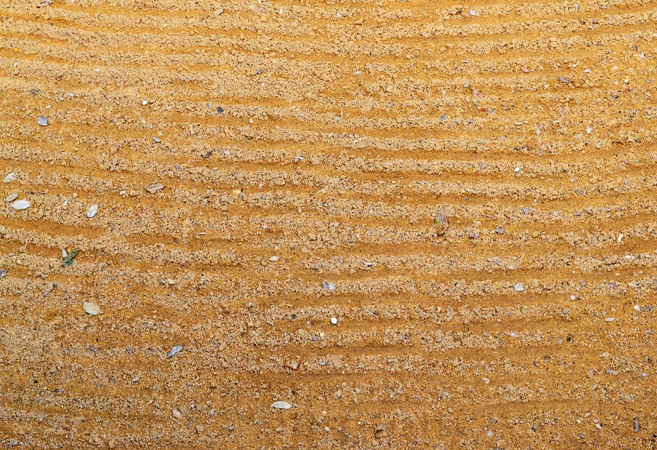 Sand, Yellow, Texture, Wallpaper, Background, Stripes