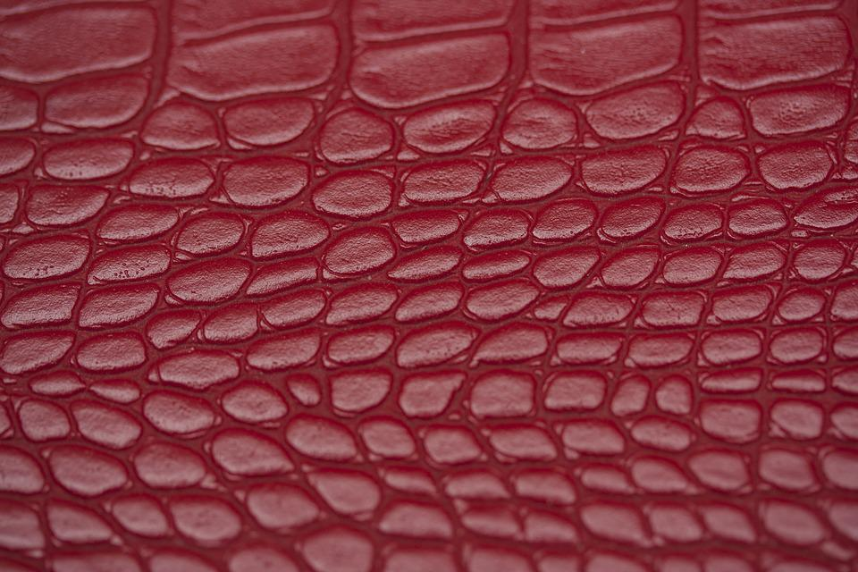 Skin Texture Red Crocodile Snake Wallpaper