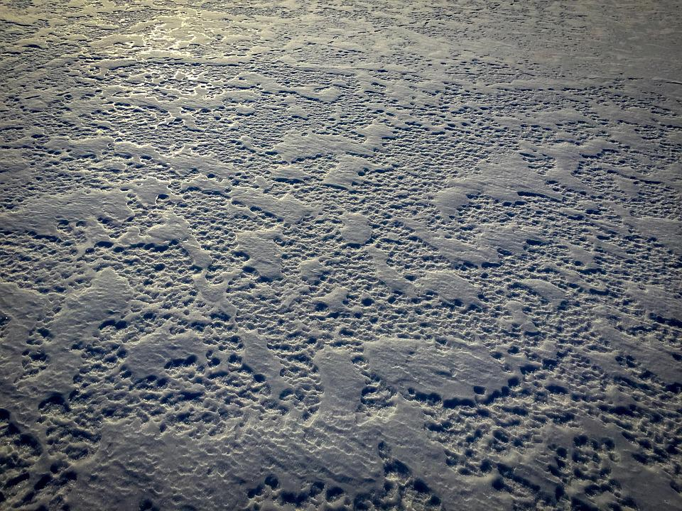 Pattern, Snow, Texture, Background Images, Thawing