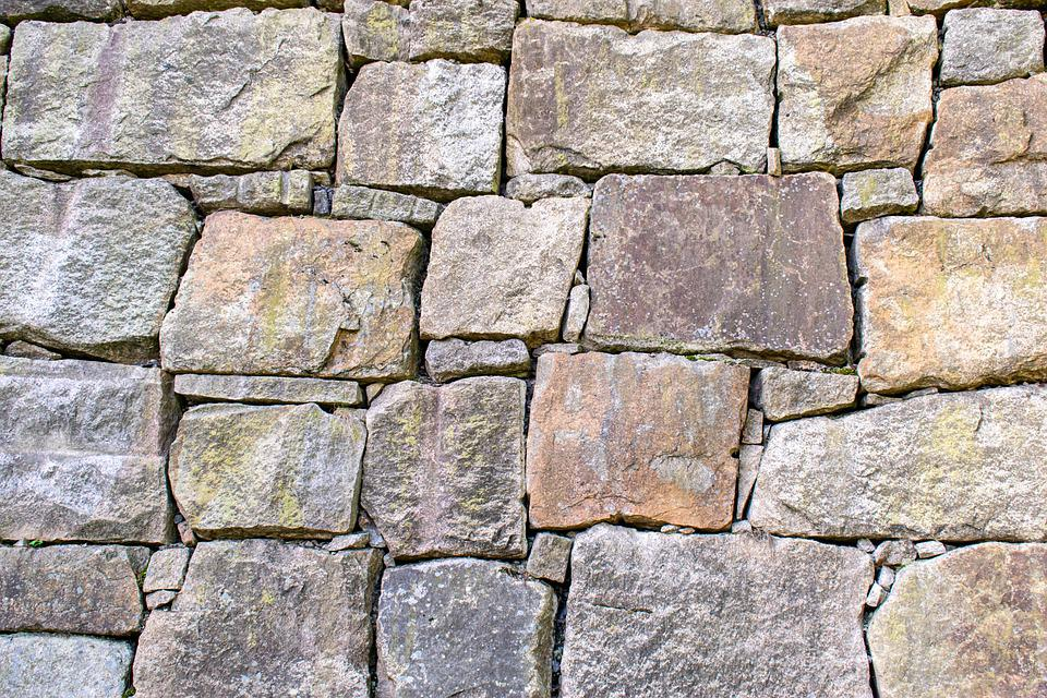Wall, Stones, Background, Texture, Structure