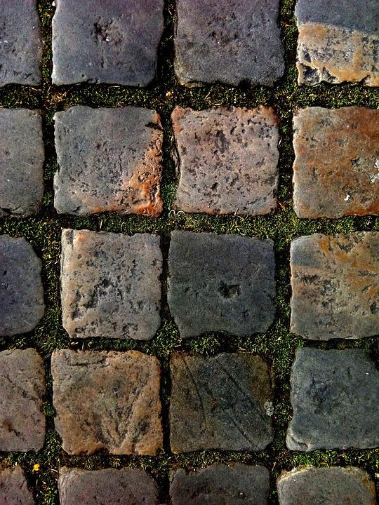 Texture, Design, Pattern, Surface, Stone, Alley, Walk
