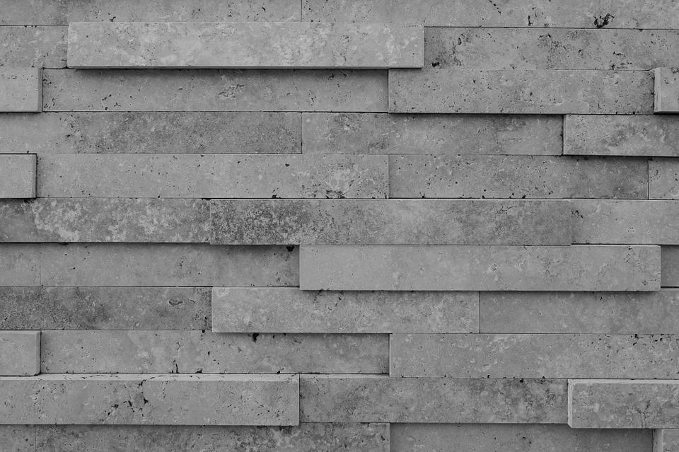 Wall, Stones, Marble, Texture, Grey, Background