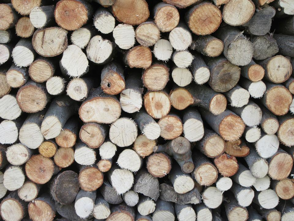 Wood, Stack, Pile, Cut, Lumber, Wooden, Texture