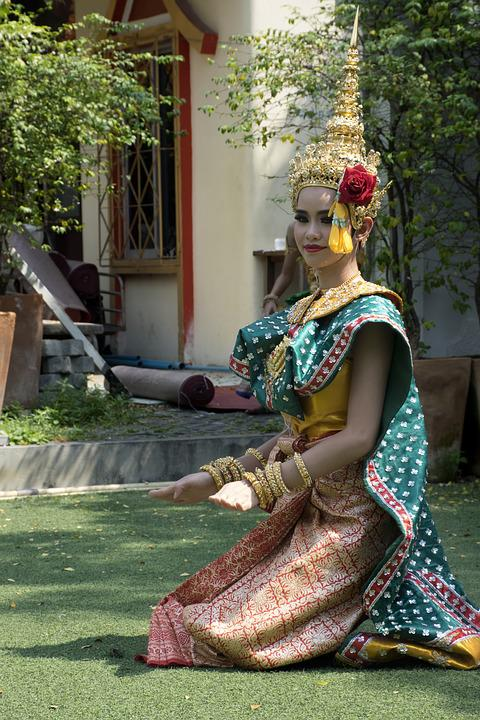 f73b80033 Free photo Thai Culture Thai Traditional Dance Thailand Dancing ...