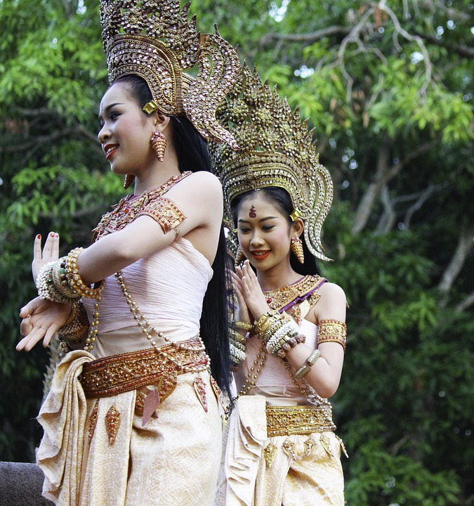 Tradition, Thai, Dancer, Thailand, Traditional, Culture