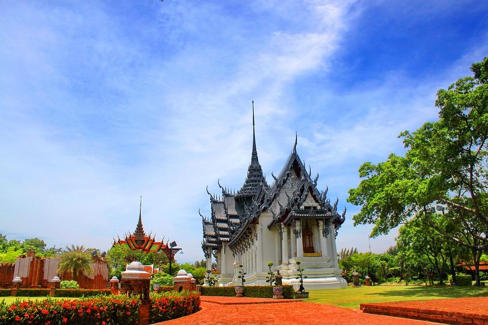 Thailand, Ancient Siam, Tourism