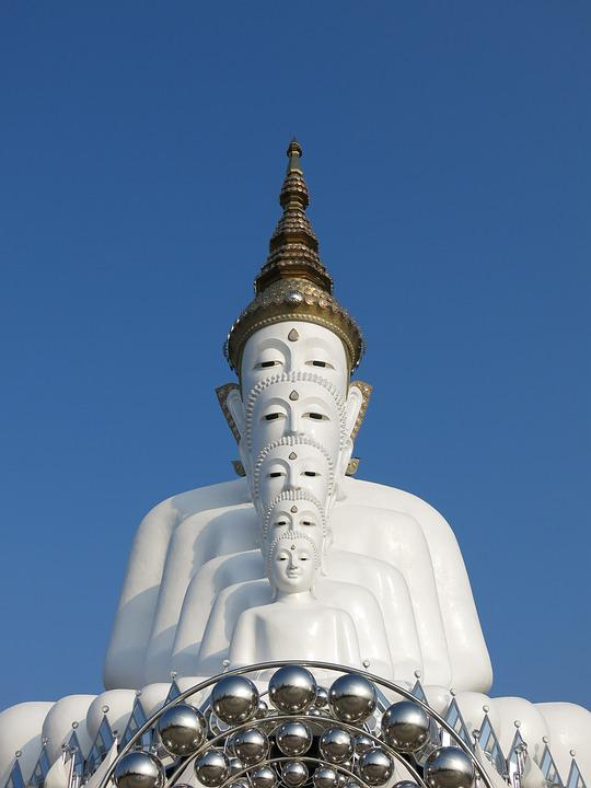Buddha, Statue, Thailand, Buddhism, Religion, Asia