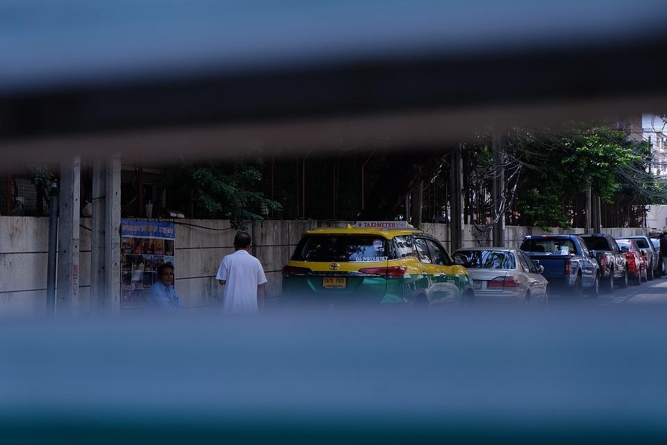 Road, Street, Bangkok, City, Thailand, Traffic