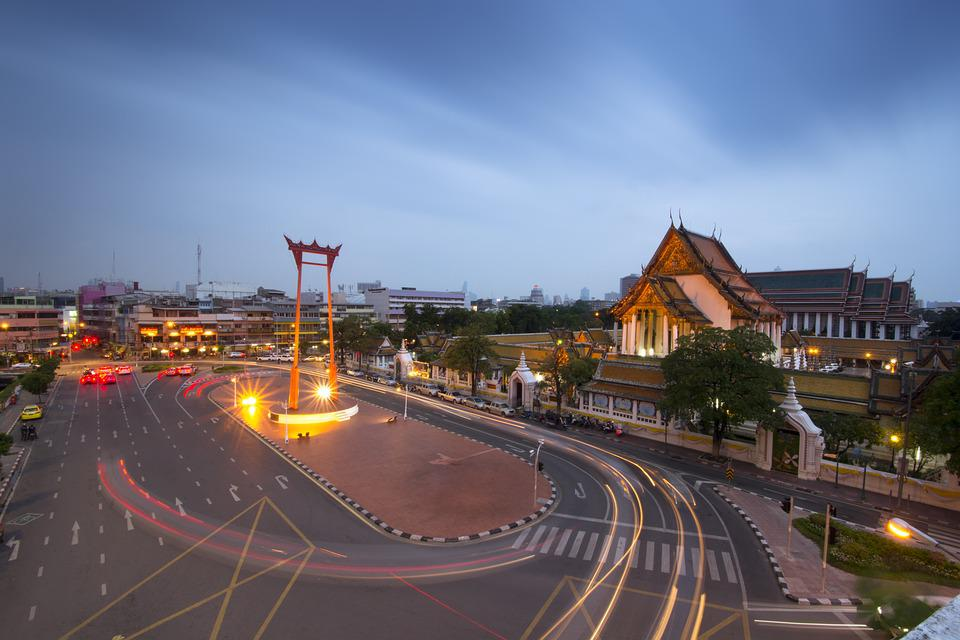 Giant Swing, Bangkok, The Symbol, Religion, Thailand
