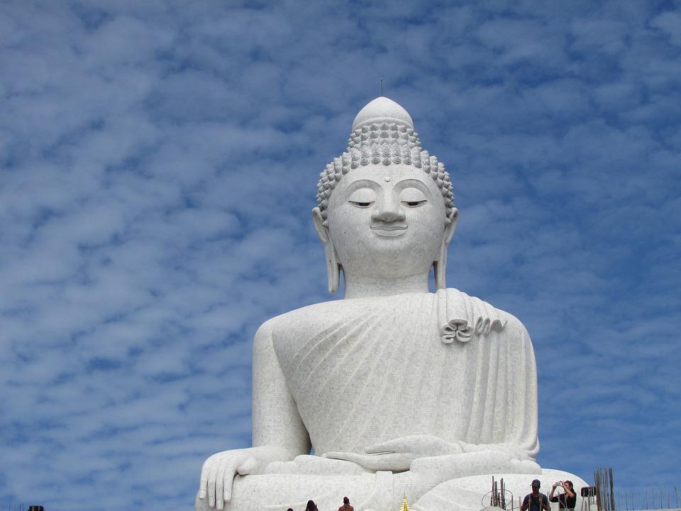 Budda, Phuket, Thailand, Buddhism, Asia, Culture