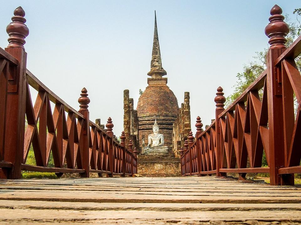 Thailand, Buddha, Buddhism, Temple, Asia, Culture