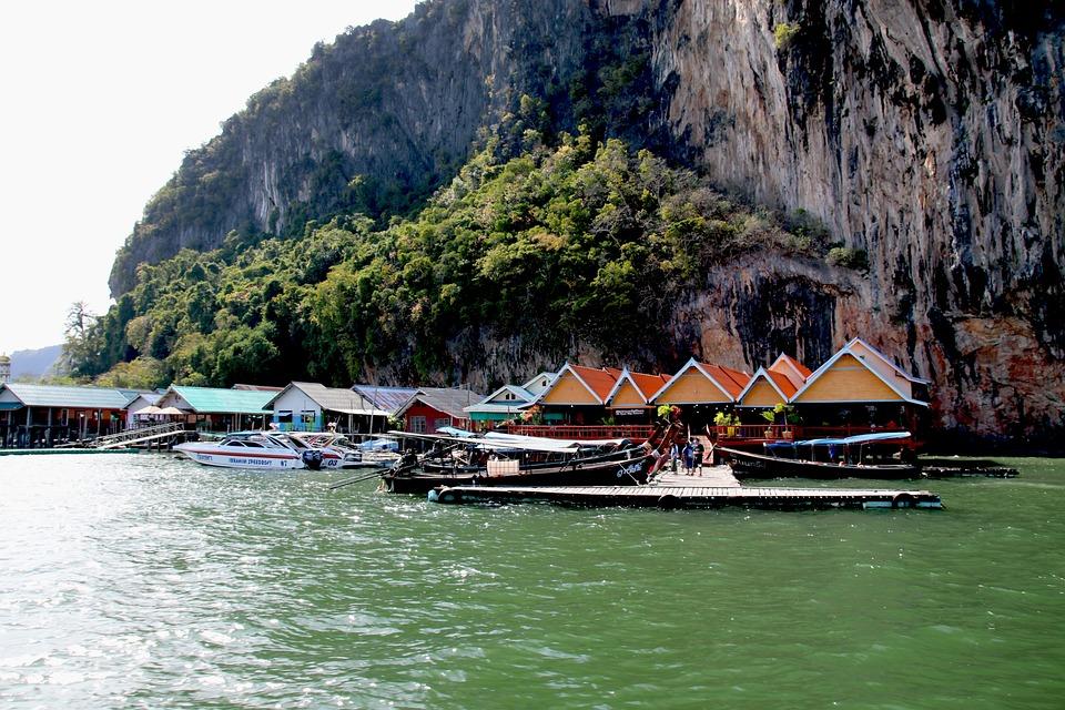 Phuket, Thailand, Island, Nature, Landscape, Vacations