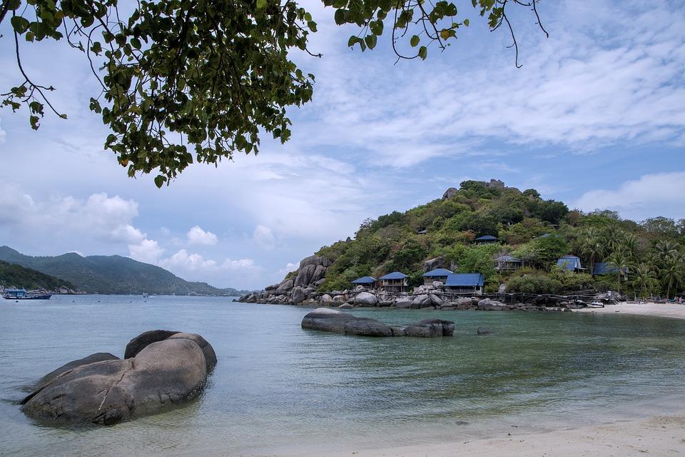 Thailand, Beach, Sea, Water, Holiday, Travel, Ocean