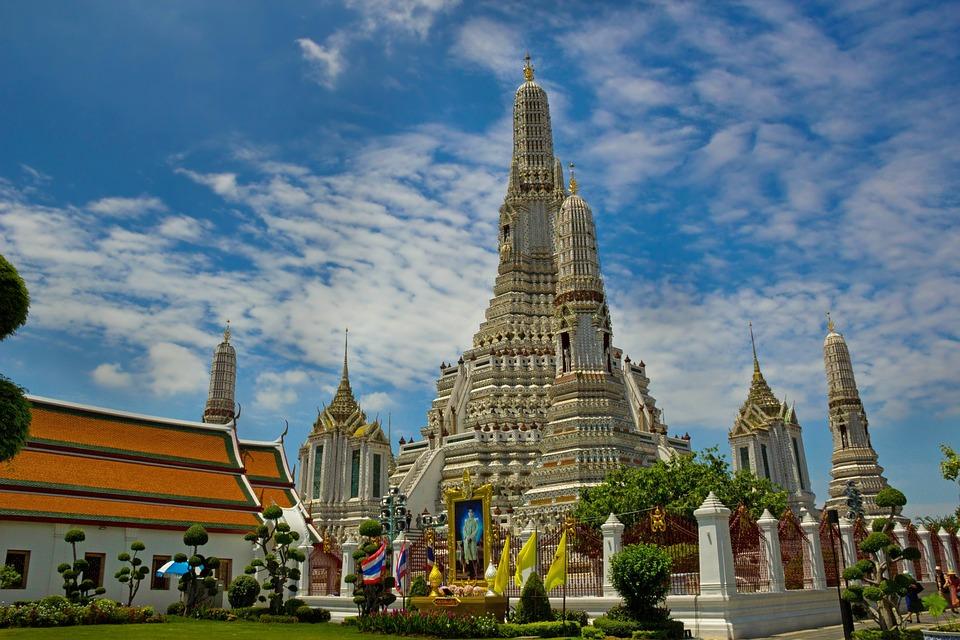 Thailand, Asia, Travel, Tourism, Outdoor, Landmark