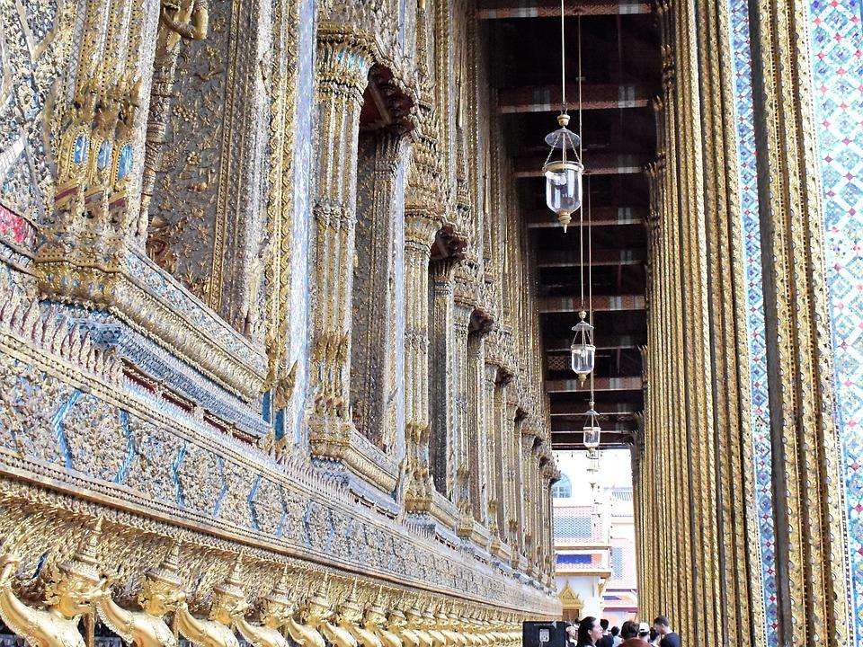 Thailand, Big Palace, Palace