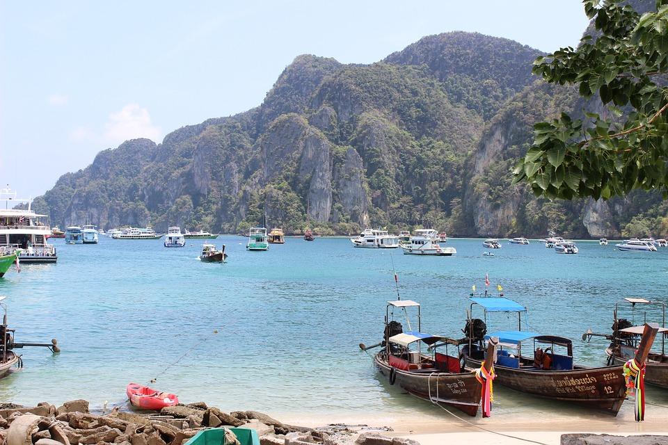 Phi Phi, Phuket, Thailand