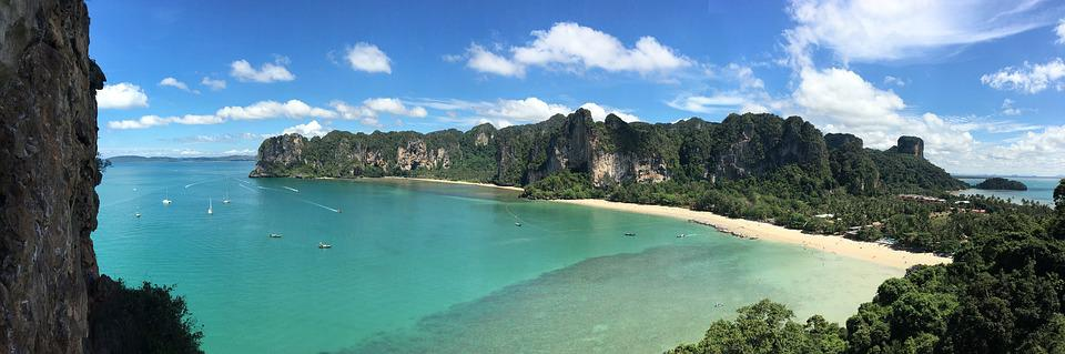 Thailand, Krabi, Relais The Bay