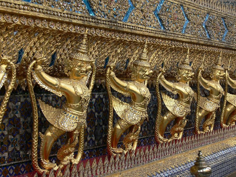 Thailand, Religion, Bangkok, Traditional, Royal