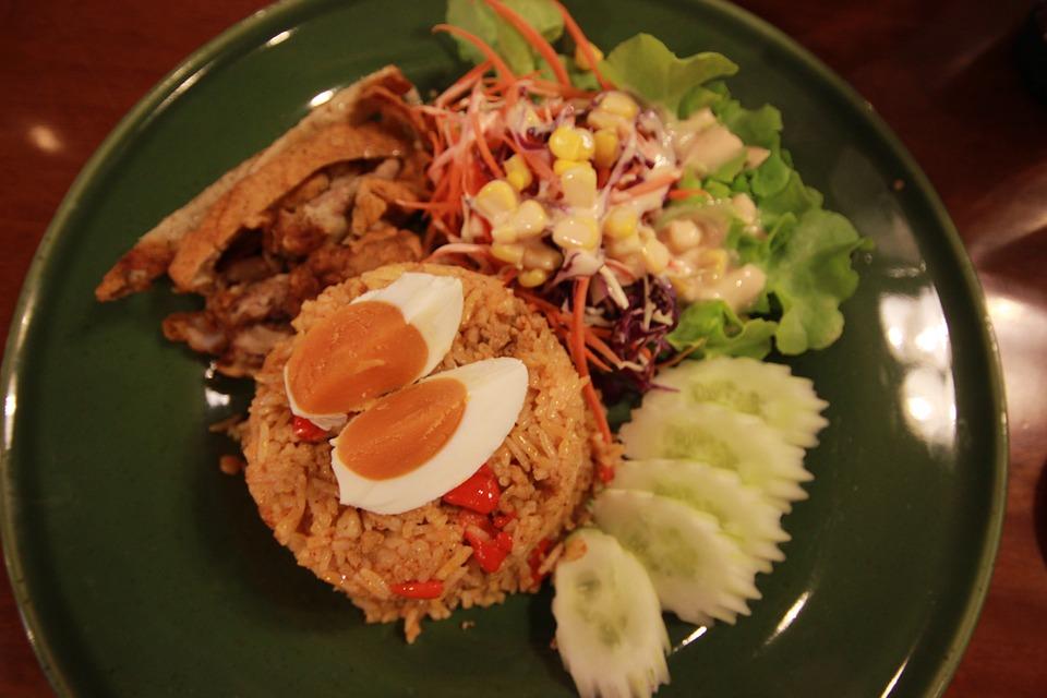 Food, Thailand, Sea