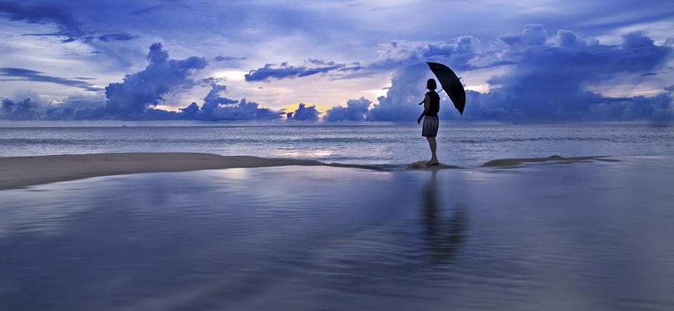 Thailand, Sea, Water, Sky, Journey, Holiday, Ocean