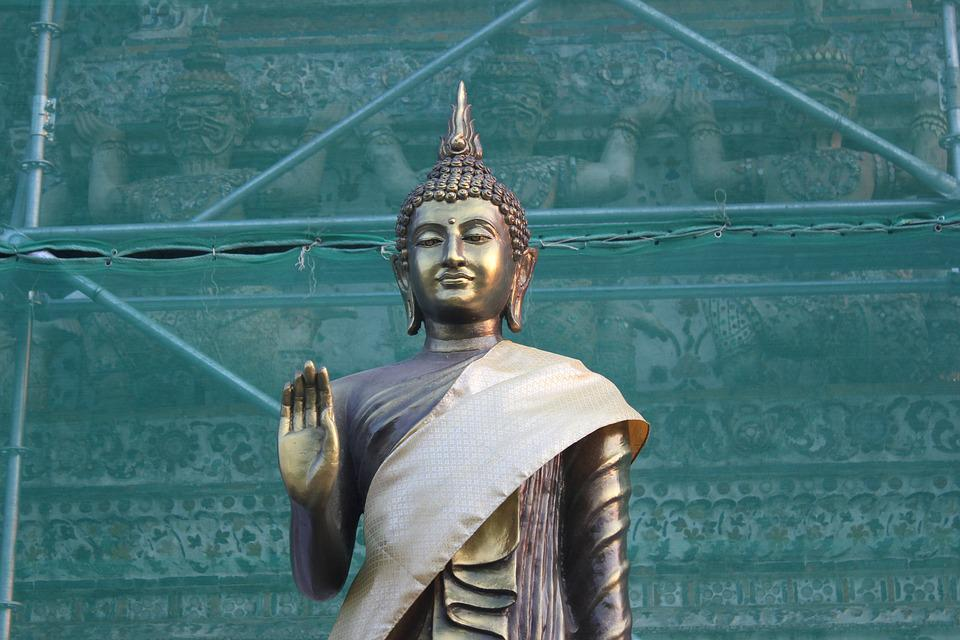 Thailand, Statue, Buddha