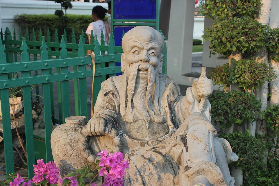 Thailand, Travel, Statues