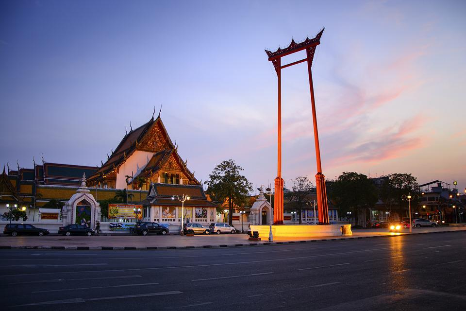Giant Swing, Bangkok, The Symbol, Religion, Thailand
