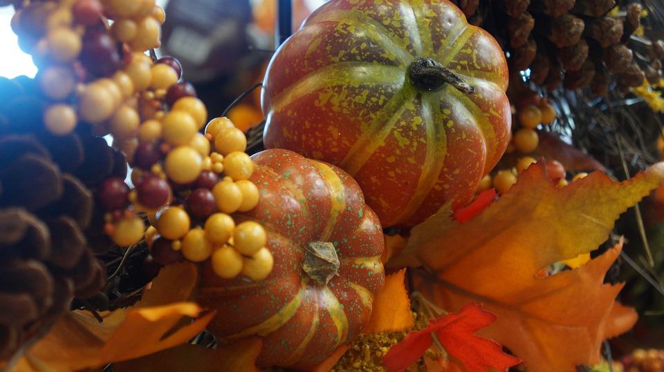Thanksgiving Background, Thanksgivings, Autumn