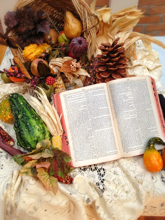 Thanksgiving, Church, Mass, Bible, Christianity