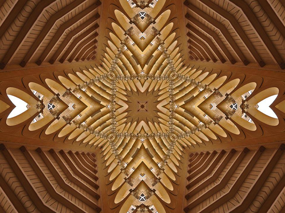 Kaleidoscope, Symmetry, The Balance, Graphics