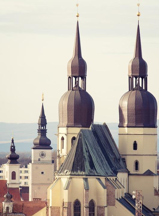 Trnava, Church, The Basilica Of St, Nicholas, Tower