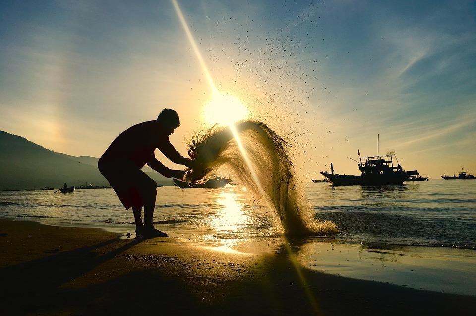 Vietnam, Danang, The Beach, Coast, The Sea, Natural
