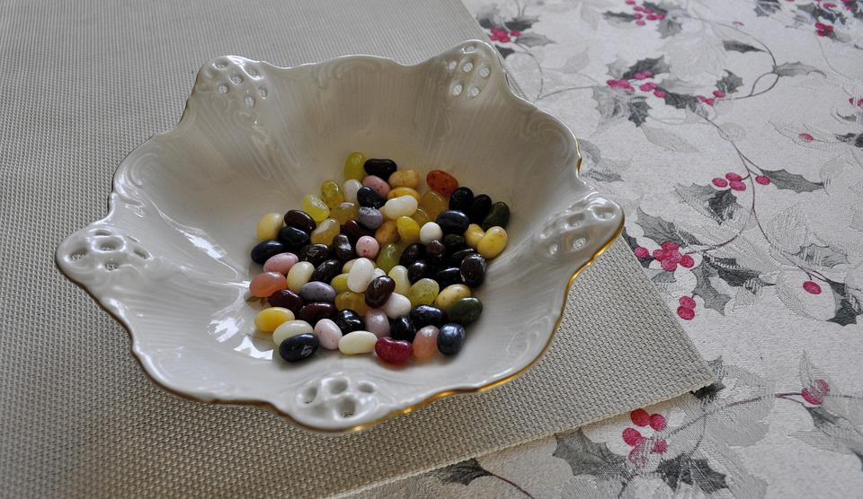 The Bowl, Candy, Still Life, Sweetness, Sweet, Dragees