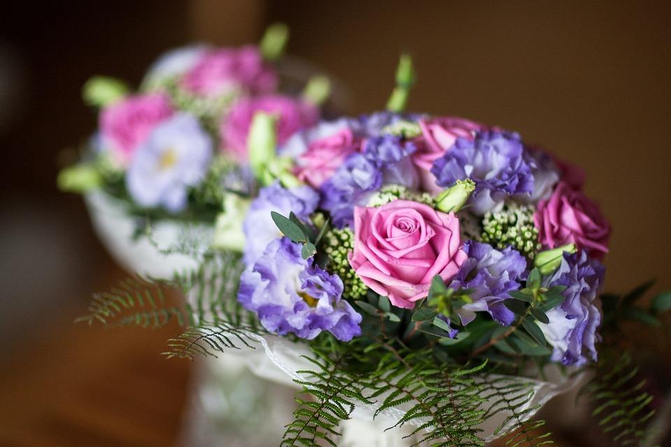 The Bride's Bouquet, Flowers, Bouquet
