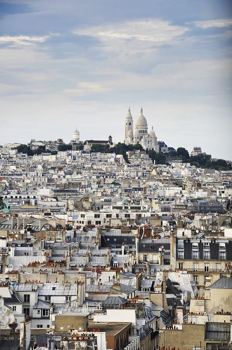 France, Paris, The Capital Of The, View, Tour