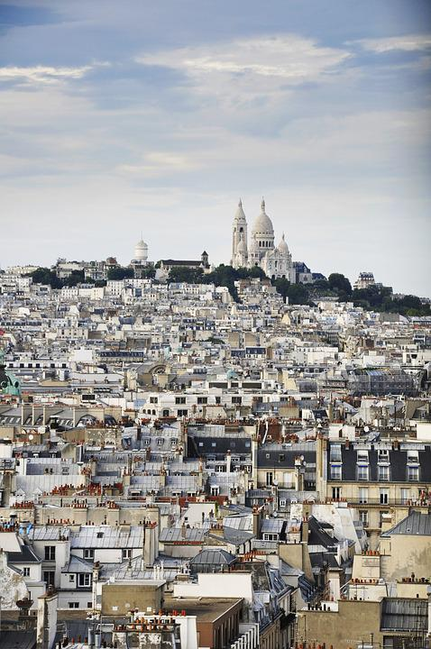 Free Photo The Capital Of The France View Tour Paris Max Pixel