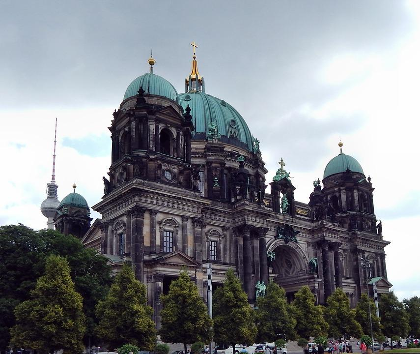 Berlin, The Cathedral, The Museum