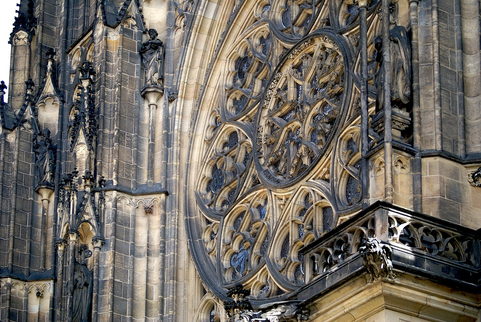The Cathedral, Sculptures, Monument, Architecture
