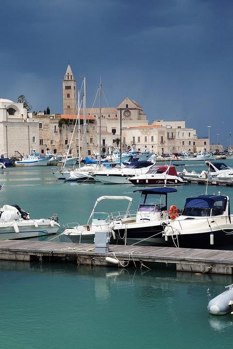 Trani, Apulia, Puglia, Italy, Italia, The Cathedral