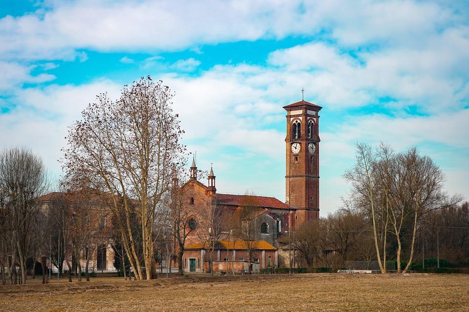 The Church Of San Michele, The Church Of San Nicola