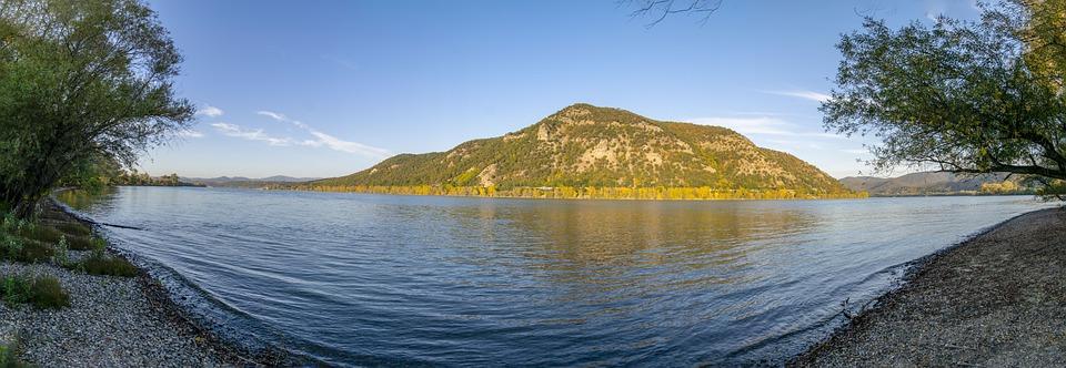 Hungary, The Danube Bend, River, Mountain, Danube