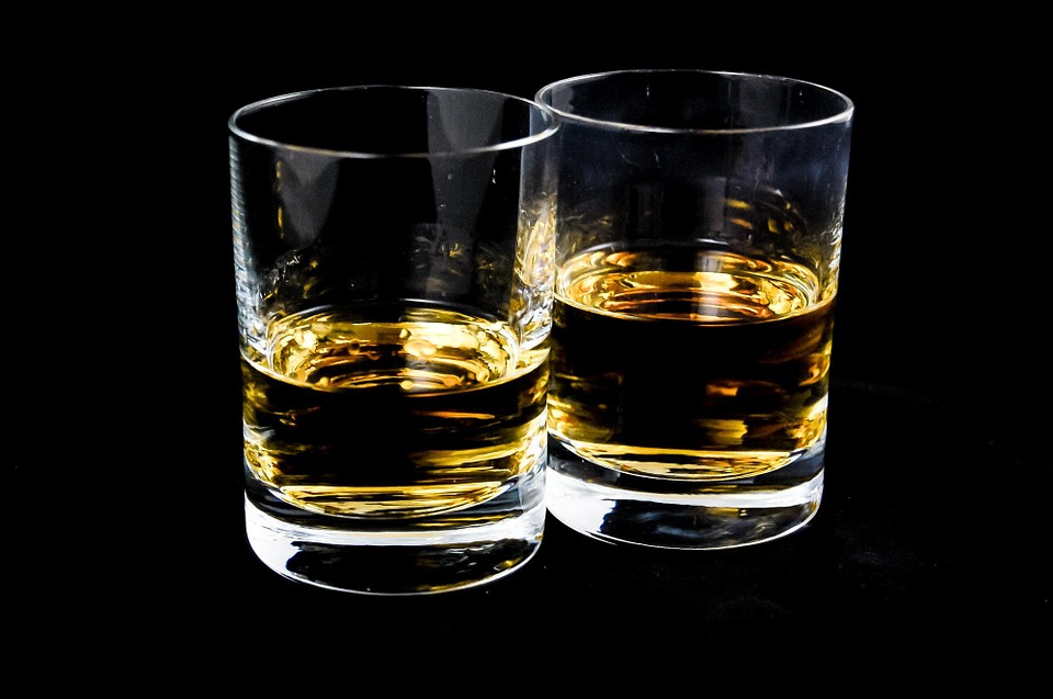 Drink, Alcohol, Cup, Whiskey, The Drink