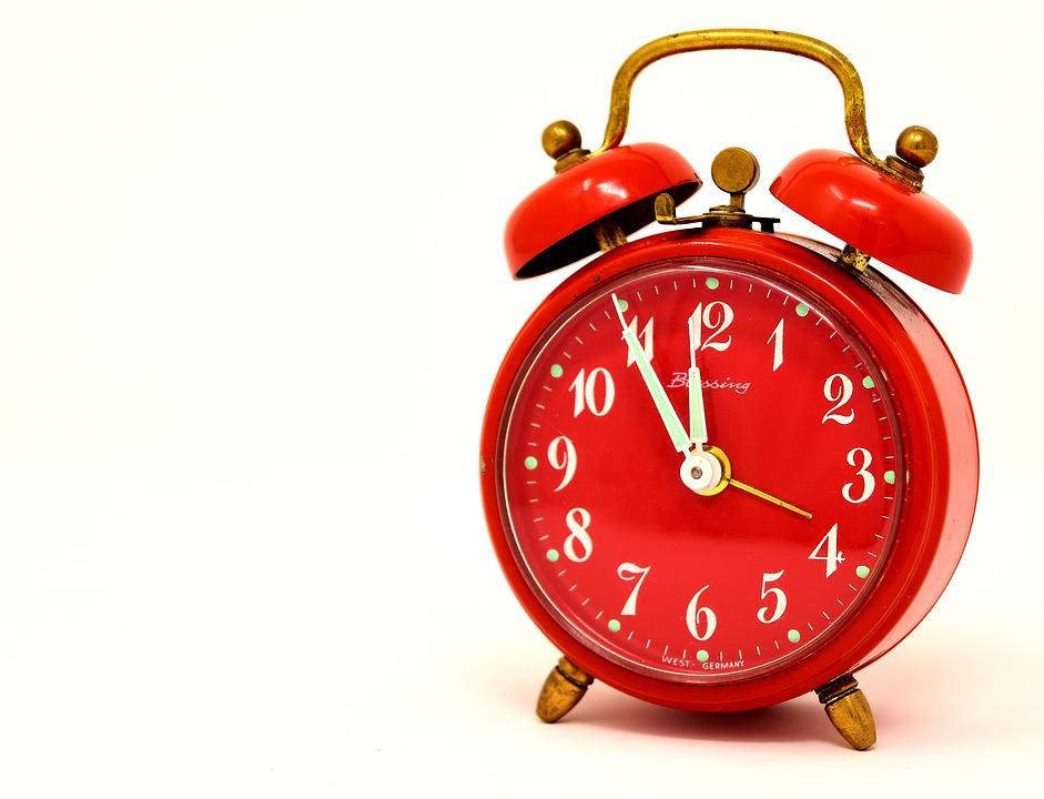 The Eleventh Hour, Disaster, Alarm Clock, Clock