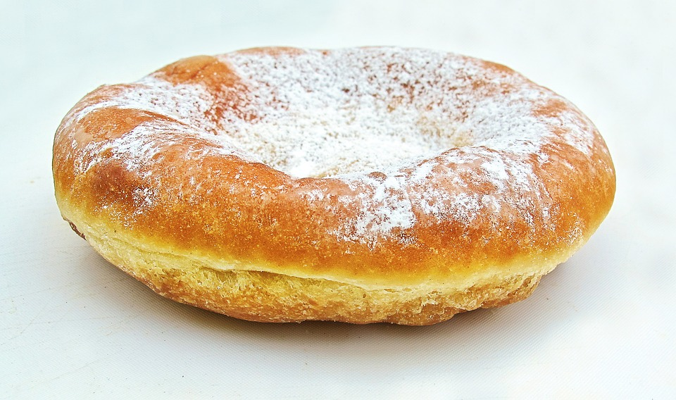 Fritters, Cookies, Donut, The Extended, Berlin, Baked